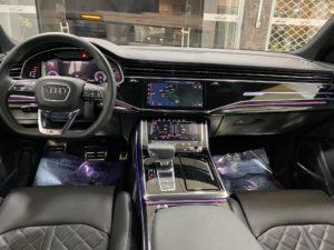Audi q8 Interior Review
