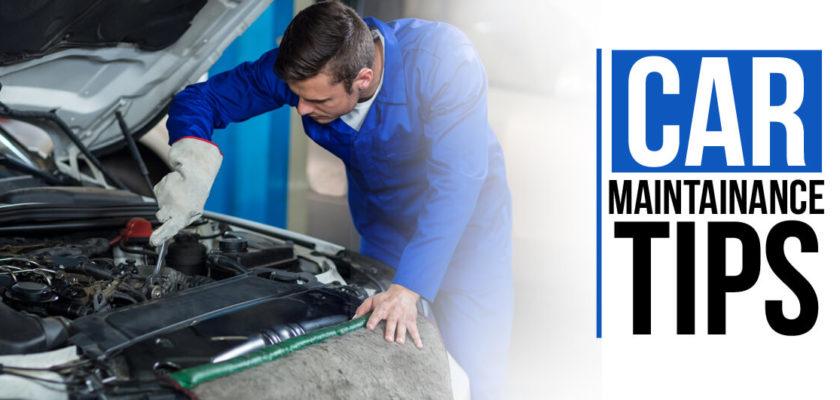 Car maintenance tips