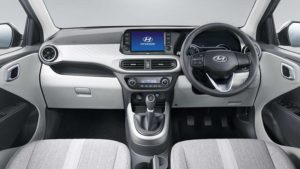 Hyundai Grand i10 Nios Interior