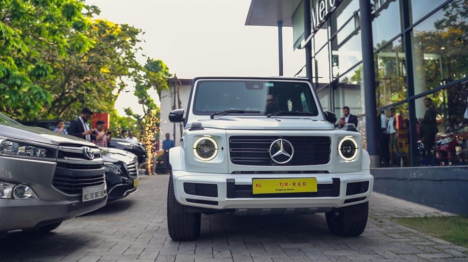 Mercedes-Benz G 350d review