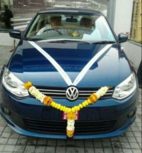 Volkswagen Vento delivery review