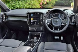 Volvo XC40 Interior Review
