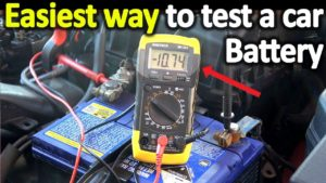 checking your car battery