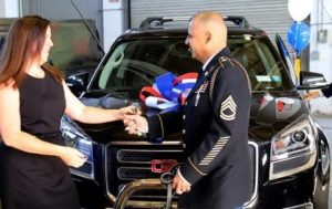 free cars for disabled veterans