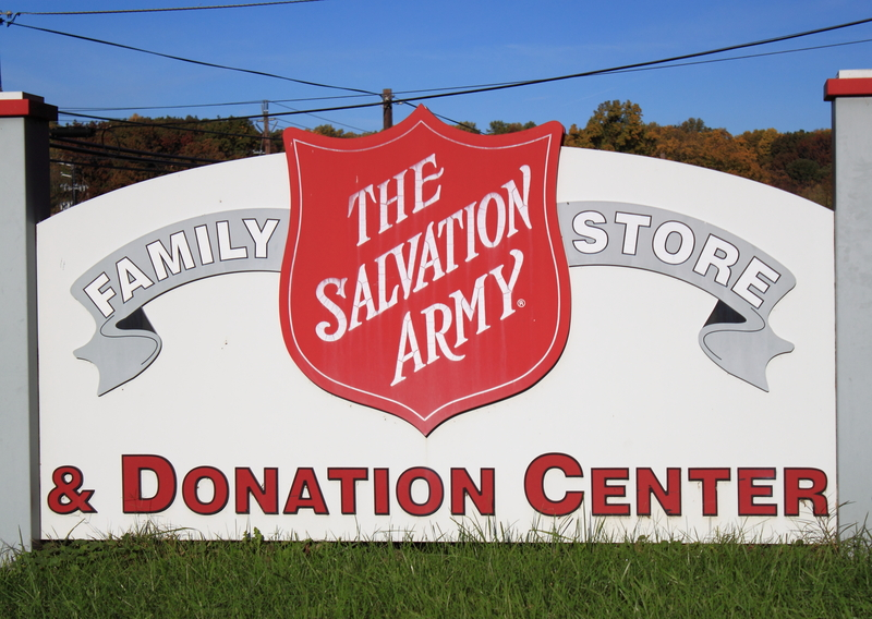 how to get a donated car from salvation army