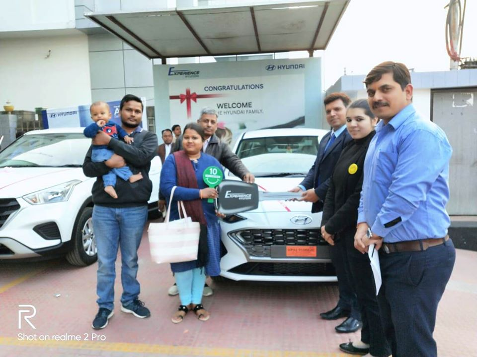 Hyundai aura review
