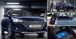 Hyundai verna 2020 Interior