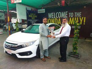 Honda Civic 2020 BS6