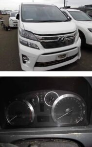 Toyota Vellfire 2020