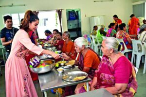 Start old age home