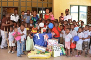 Grants for an Orphanage