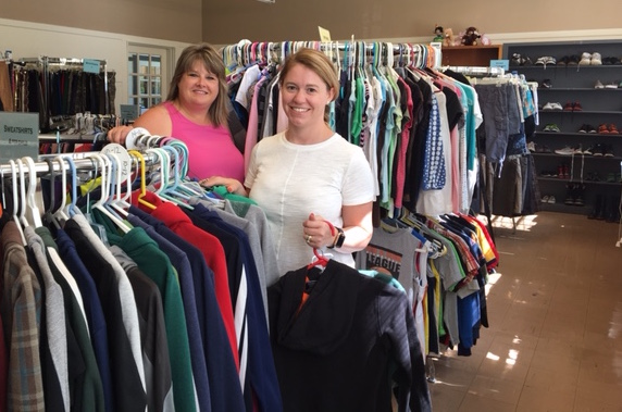 Free clothes for needy families