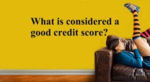 Get Good credit Score