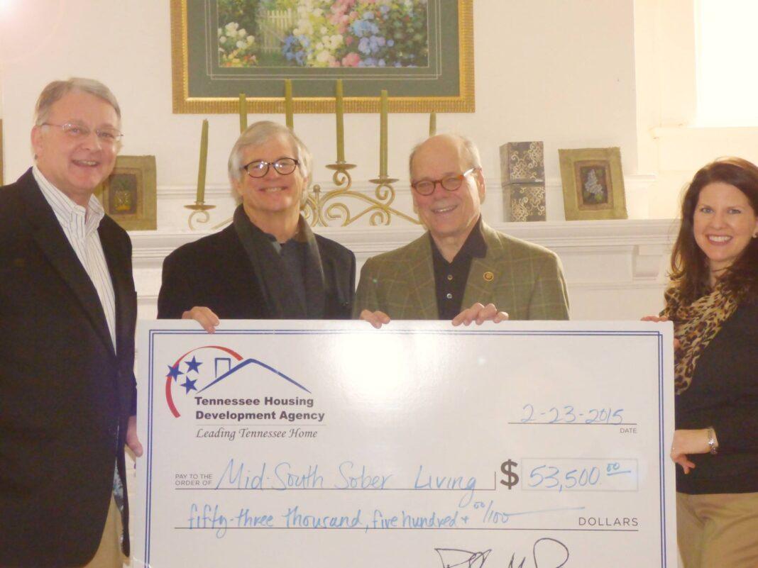 grants for sober living homes